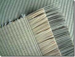 天然いぐさ国産目積表 琉球畳