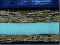 稲わらスタイロ畳床